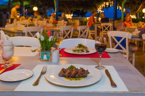 Steak and Wine Dining at MVC